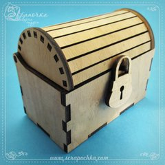 Box, Plywood 4 mm.