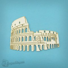 Chipboard Coliseum, Cardboard light 1.6 mm