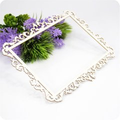 Chipboard Baroque Frame, Cardboard light 1.6 mm
