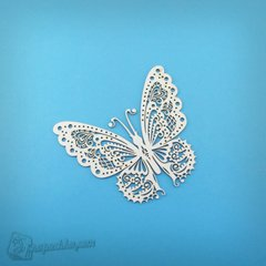 Chipboard butterfly, Cardboard light 1.6 mm