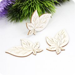 Chipboard Leaves, Cardboard light 1.6 mm