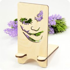 Stand for Smartphone Joker, Plywood 4 mm.