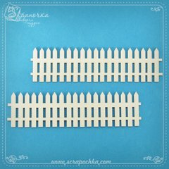Chipboard Fence, Cardboard light 1.6 mm